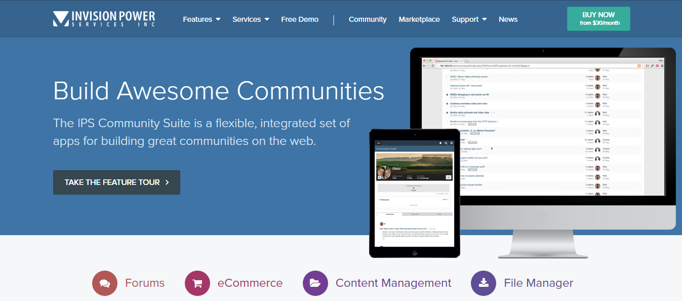 IPS Community Suite 4.1.18.2 Nulled
