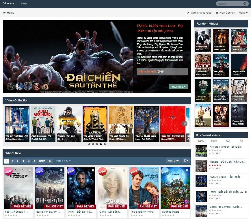 VideoBox - Video & Livestream Sharing Platform