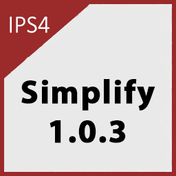 Simplify 4.2.x By IPS Themes