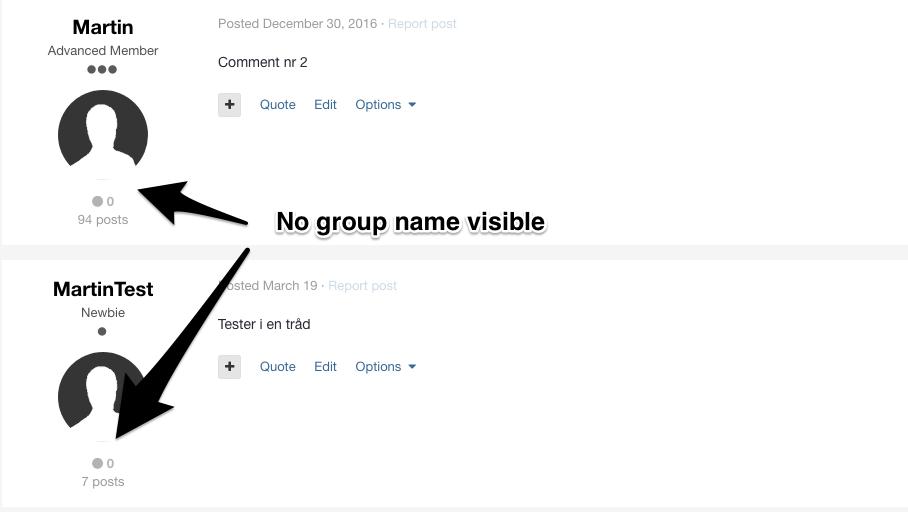 Remove Group Name