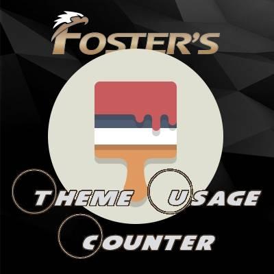 Theme Usage Counters