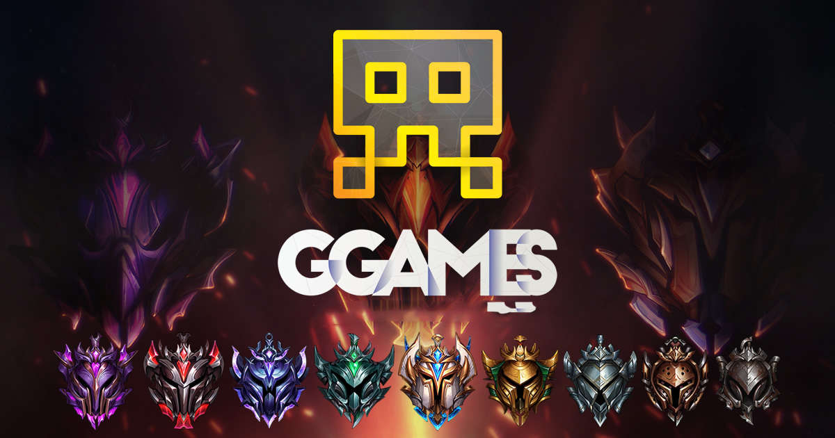 Reputation Rank - League of Legends Ranks 2019