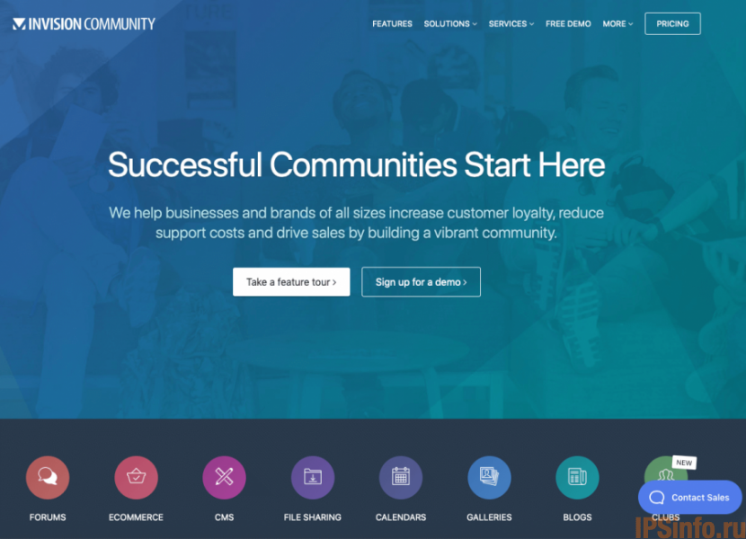 Invision Community 4.4.9 NULLED