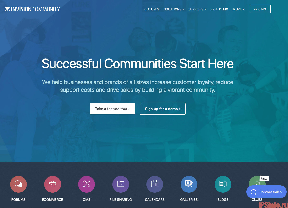 Invision Community 4.4.6 NULLED
