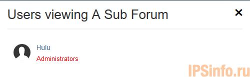 Members Viewing Forums