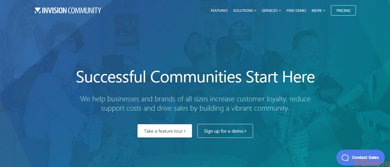Invision Community 4.4.4 NULLED
