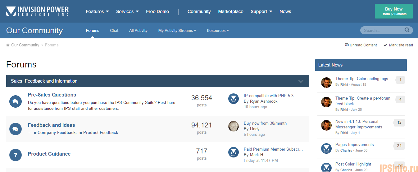 IPS Community Suite 4.1.14.3 Nulled
