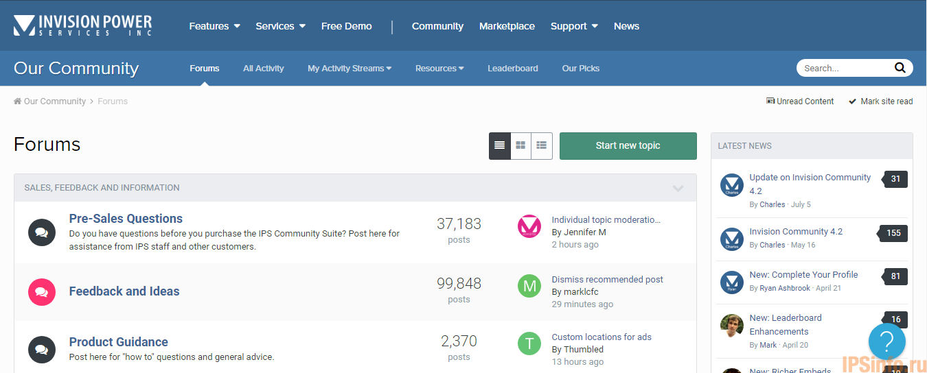 Invision Community 4.2.1 Nulled