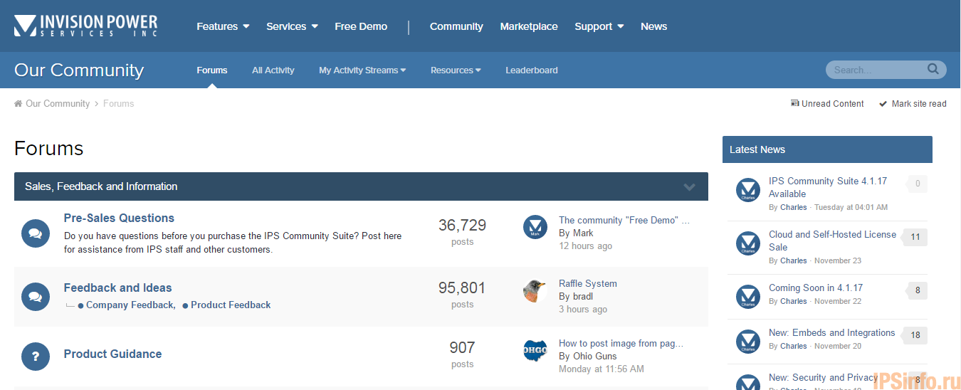 IPS Community Suite 4.1.17.1 Nulled