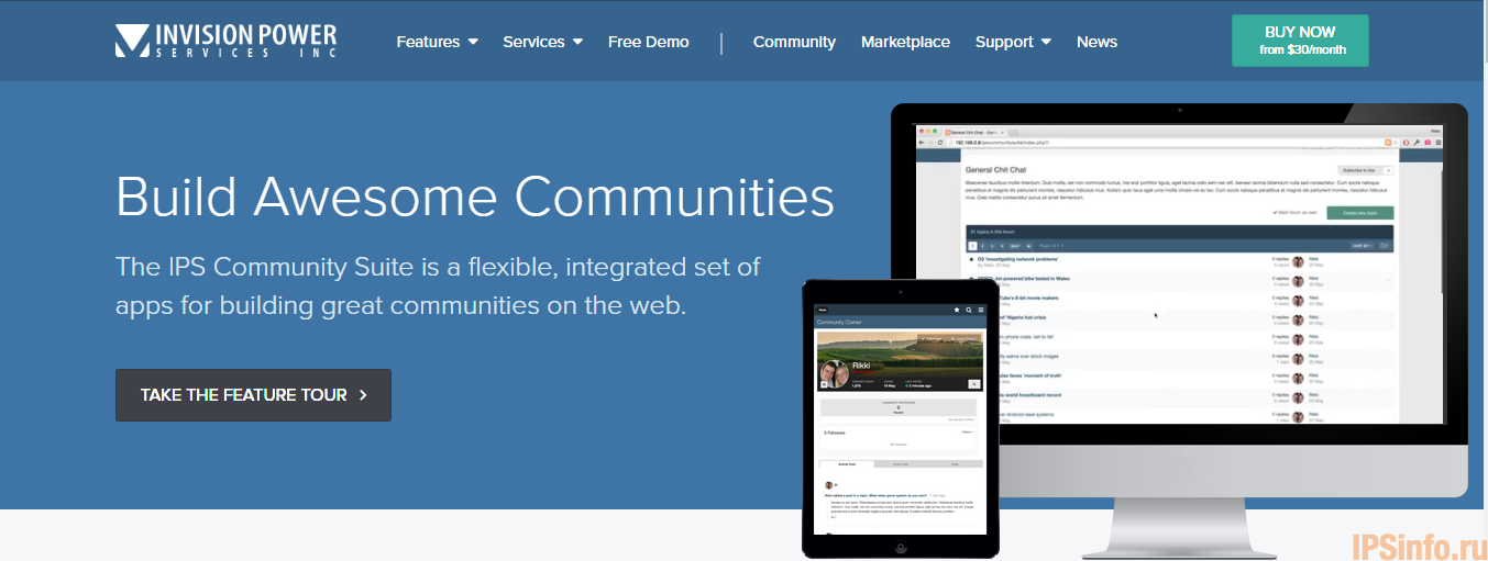 Invision Community 4.2.3 NULLED
