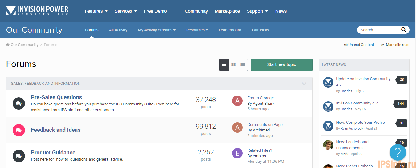 Invision Community 4.2 Nulled