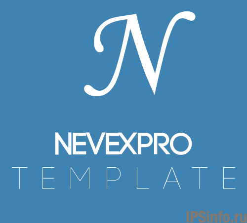 NevexPro Template