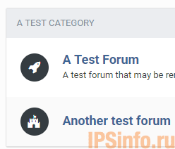 Font Awesome icons for forums