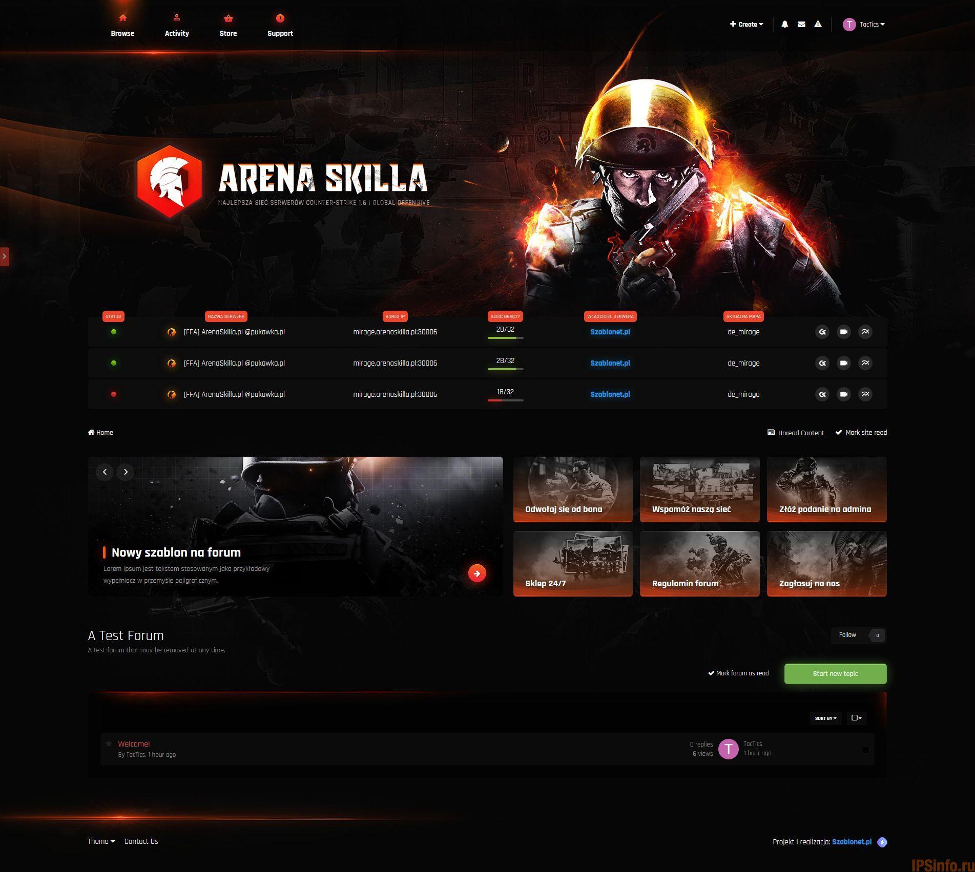 Arena Skilla