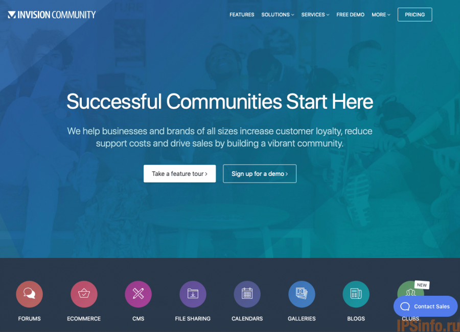 Invision Community 4.4.10 NULLED
