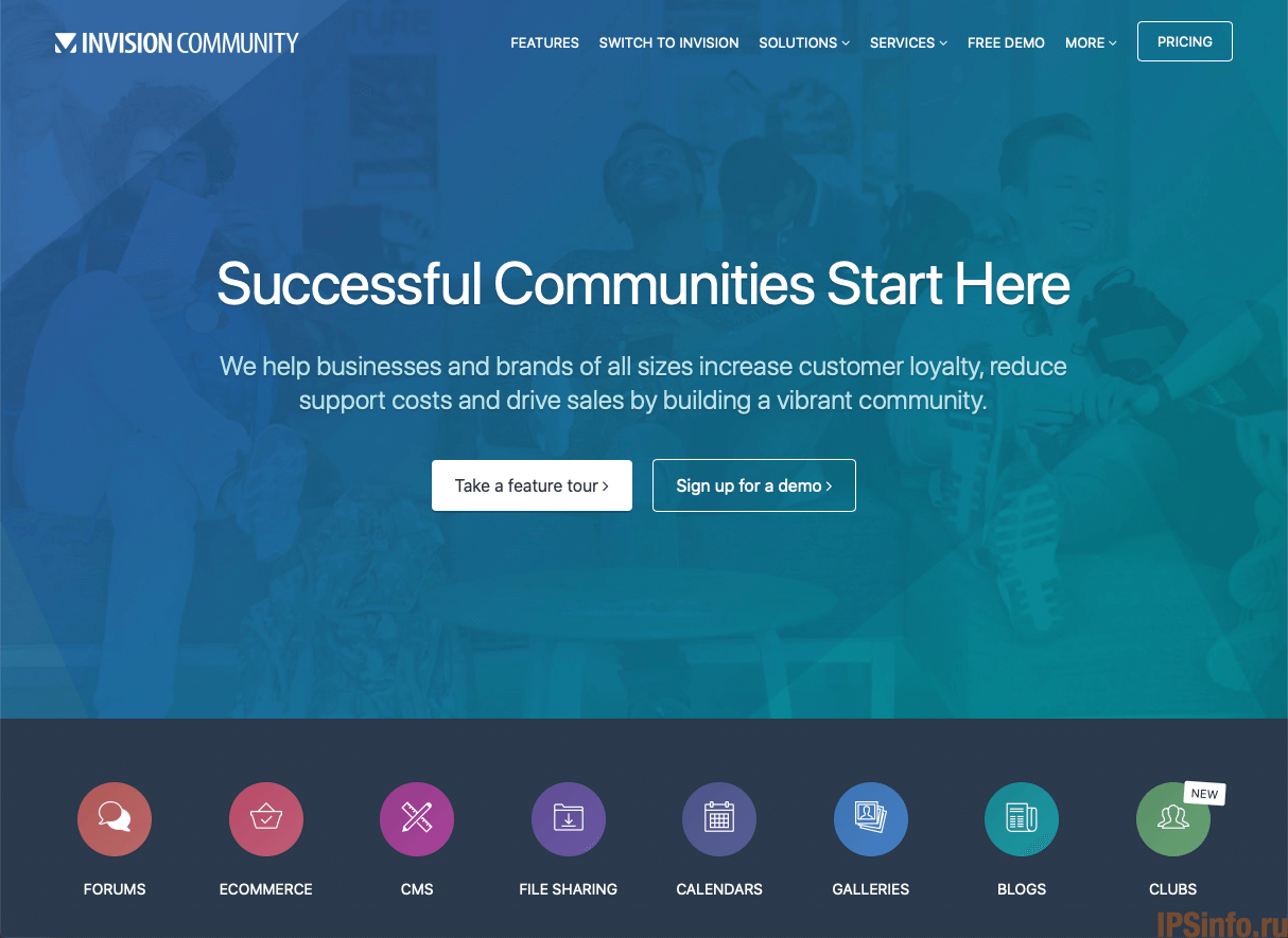 Invision Community 4.5.1 NULLED