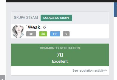 User Steam Group