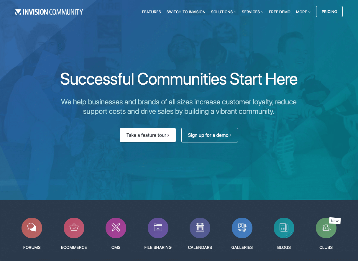 Invision Community 4.6.0 NULLED