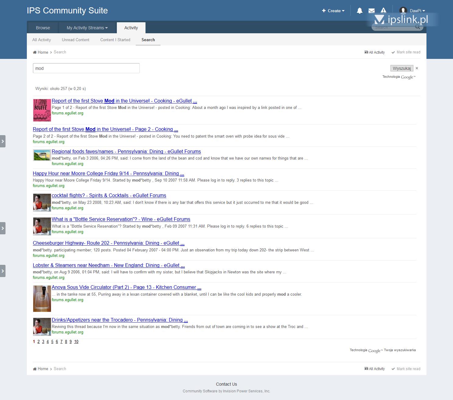 (DP44) CSE Google